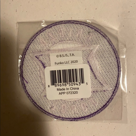 Frieza Force Patch